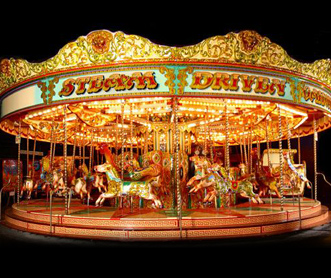 Fairground Follies Antique Mechanical Music Museum Sydney